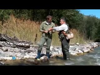 Рыбалка в горах Карачаево-Черкесии