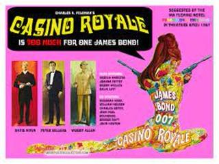 Casino Royale (1967) David Niven, Peter Sellers, Ursula Andress