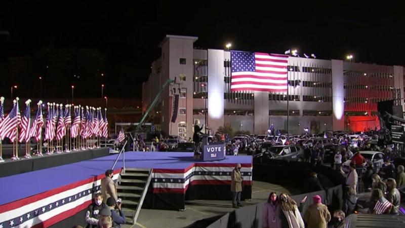 Выборы президента США в самом разгаре решающие сутки для Трампа и Байдена