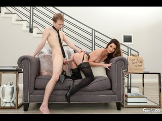 Silvia Saige – Step Mom Helps Son Deal With Getting No Pussy [Blowjob,MILF, Mom, Step Son, Stockings, Uniform, Taboo, New porn]