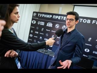13 тур. Интервью: Аниш Гири
