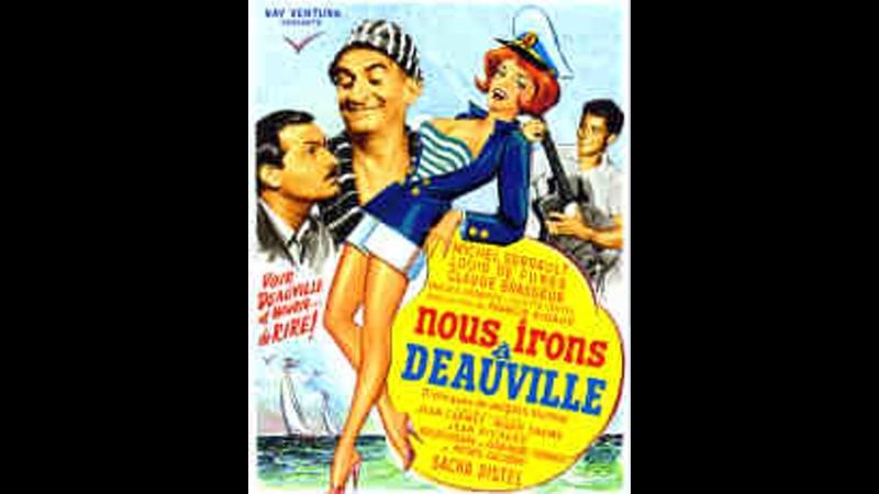 Nous irons à Deauville 1962