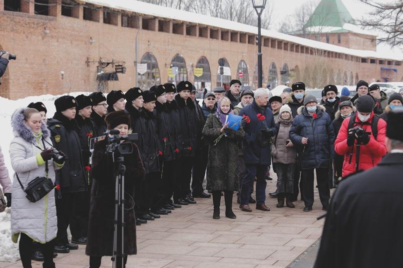 В Нижнем Новгороде отметили День моряка-подводника, изображение №2