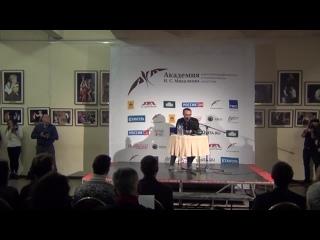 Андрей Звягинцев о съемке родственников