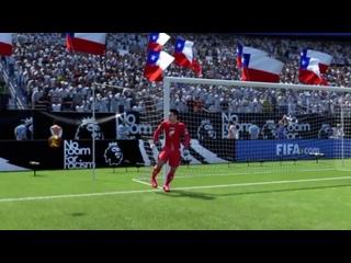 Типичная FIFA 20.