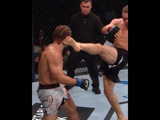 Топ-5 НОКАУТОВ в легчайшем весе UFC