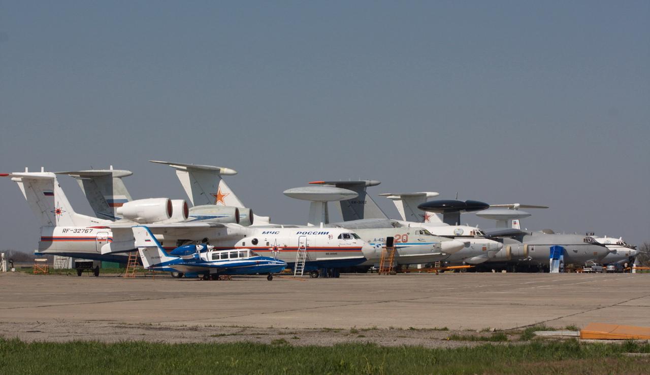 До 2030 года в городе Таганроге должны построить аэропорт и начать развивать малую авиацию