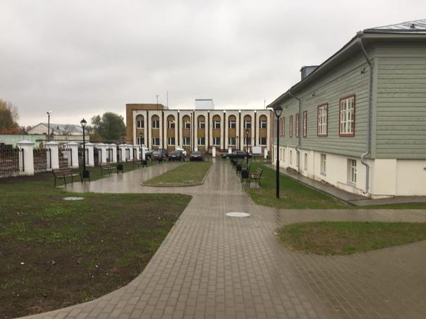 Открытие музея в Бежецке состоялось #новостибнтв14...