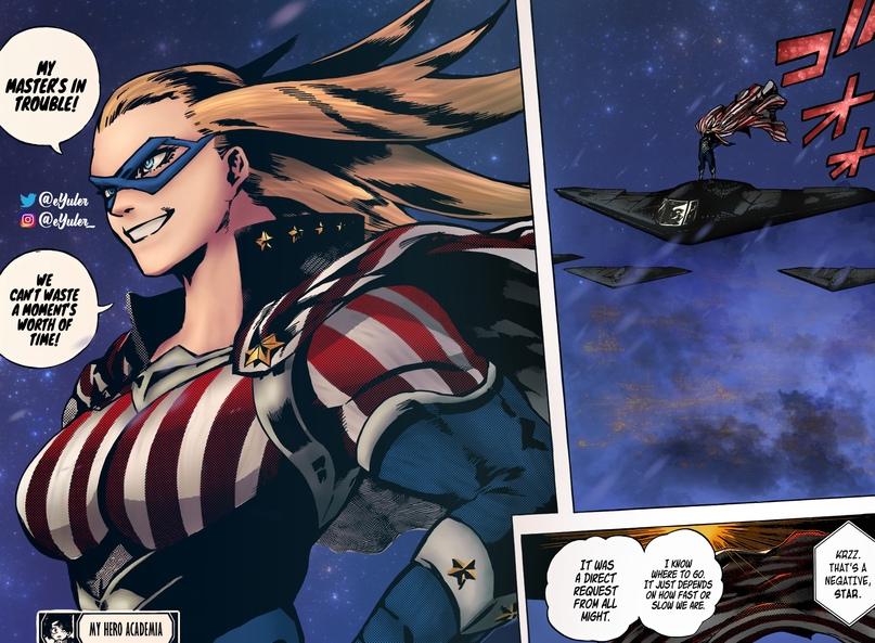 My Hero Academia Chapter 328, image №16