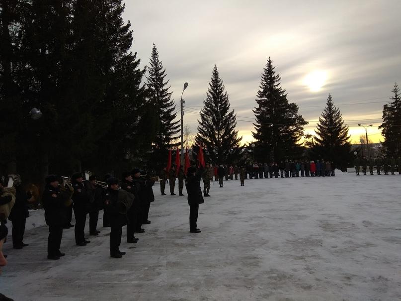 Торжественная передача копий Боевых знамен, изображение №1