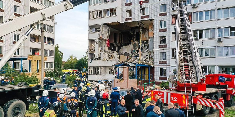 В Ногинске в жилом доме взорвался газ — есть погибшие и пострадавшие
