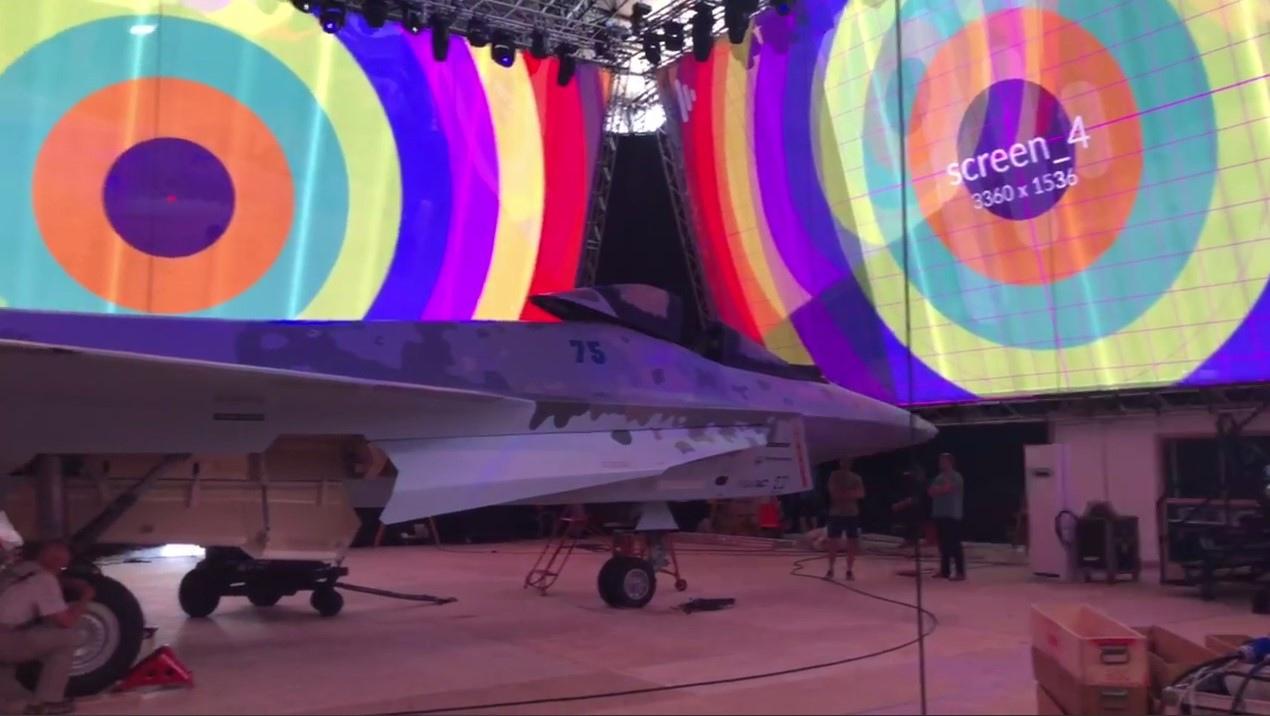 روسيا ستكشف عن مقاتلة جيل خامس خفيفة مشابهة ل اف35 في معرض ماكس  2oI-fx2UKh8