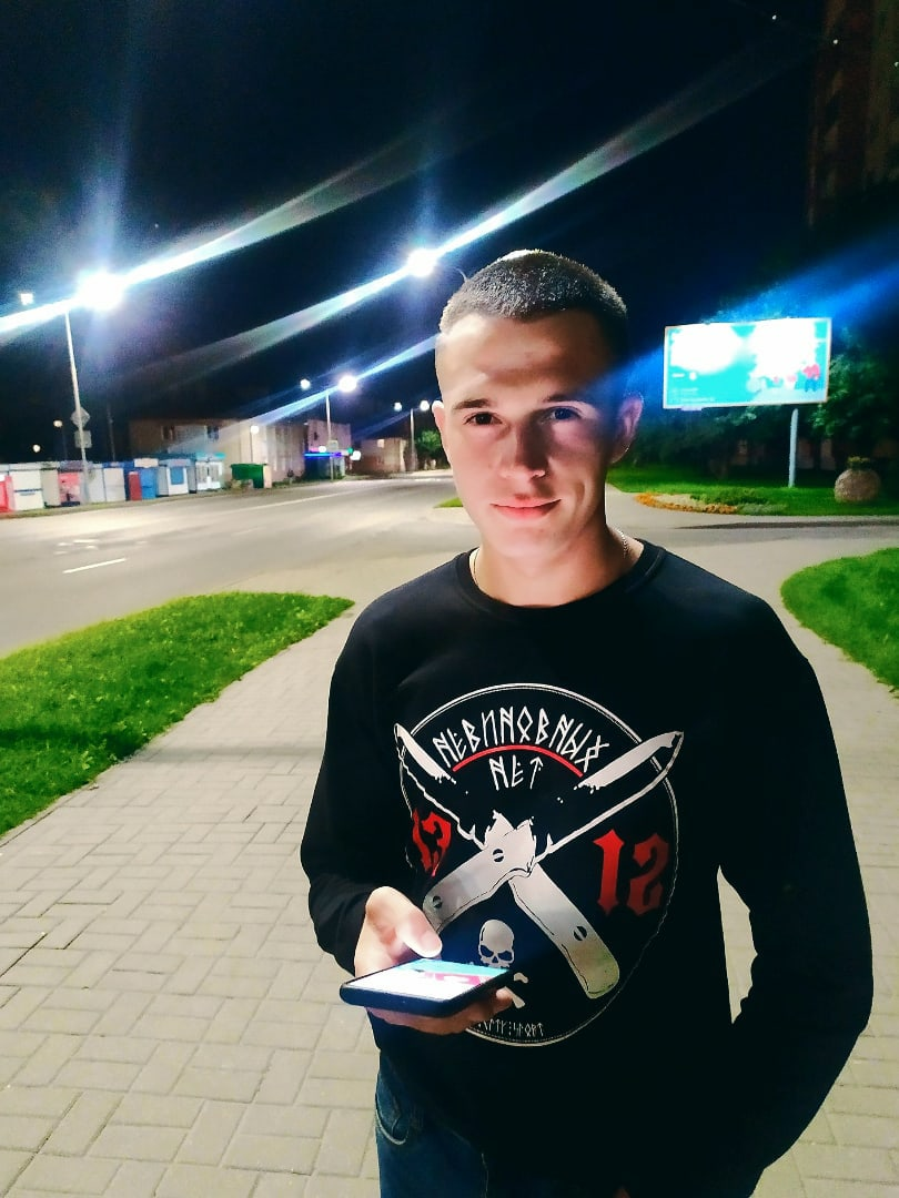 Дима, 20, Orsha