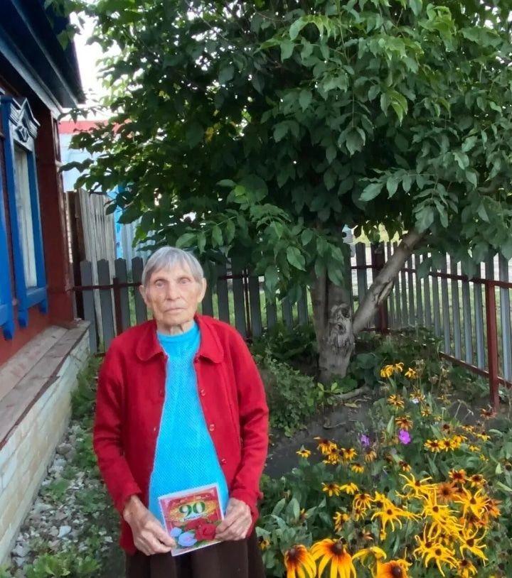 Вчера, пятого сентября, солидную юбилейную дату отметила петровчанка Валентина Алексеевна ШУШАРИНА