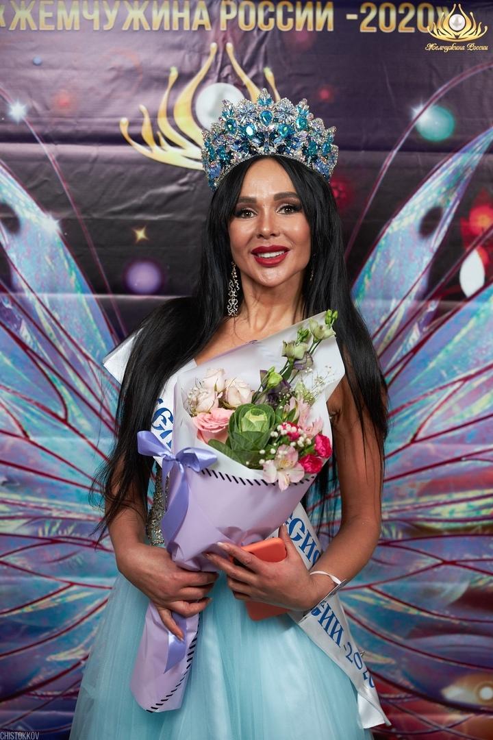 Миссис Алена Гайлит — Республика Крым 2020 г.