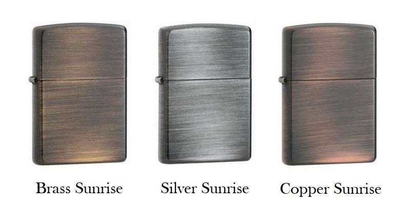 Встречают по одёжке: виды покрытия Zippo, изображение №8