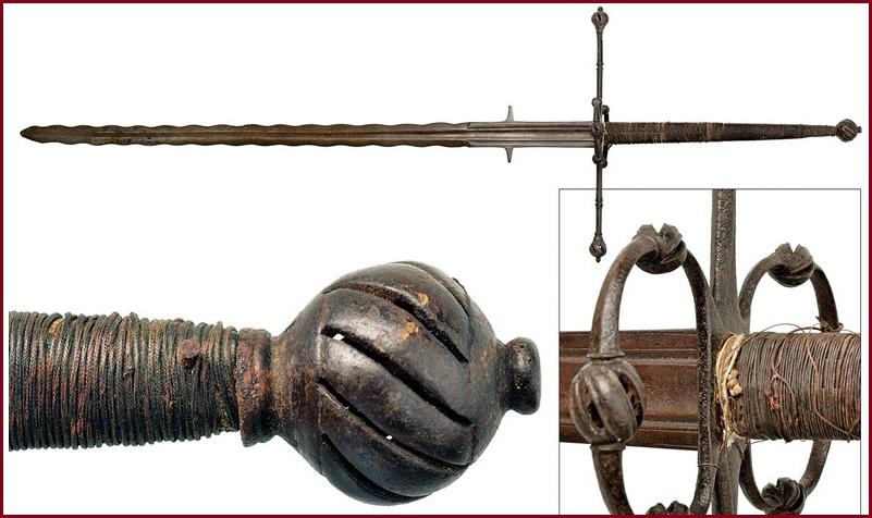 """""""Энергетические мечи"""" древнего мира, изображение №11"""