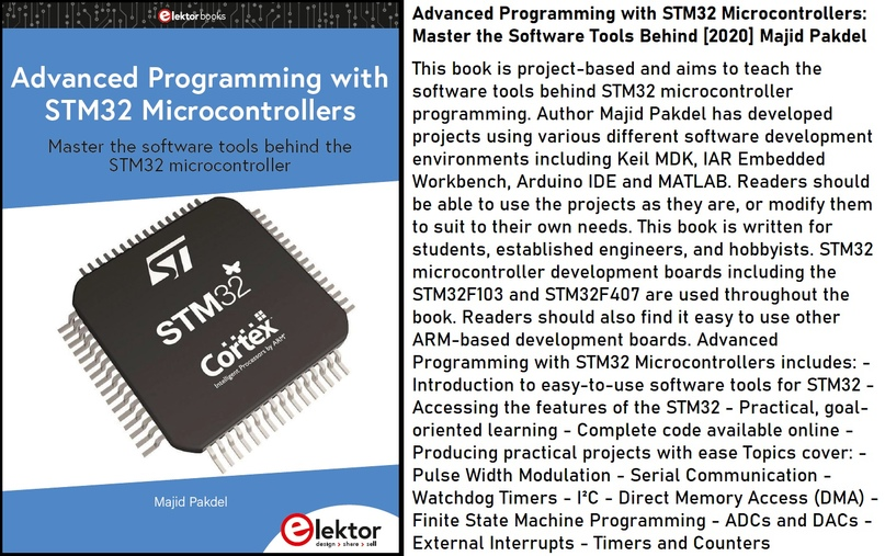Advanced Programming with STM32 Microcontrollers: Master the Software Tools Behi...