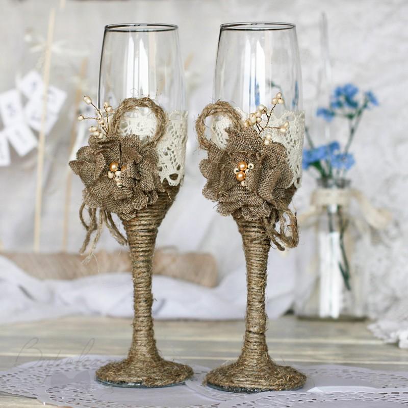 nItzMBoNhbA - Красивые свадебные фужеры