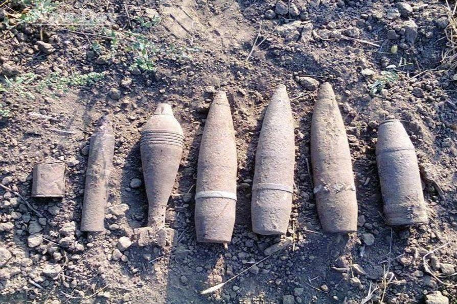 С начала года на территории Ростовской области обезврежено 69 взрывоопасных предметов