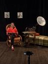 Павел Евсеев на съемке ролика Lovin Евсеев
