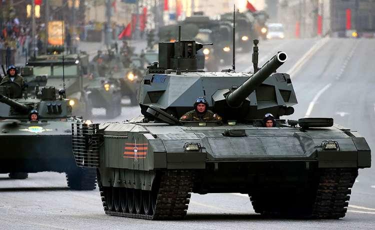 Binkov Battlregrounds (Хорватия): российский танк Т-14 «Армата» будет господствовать на полях сражений?, изображение №3