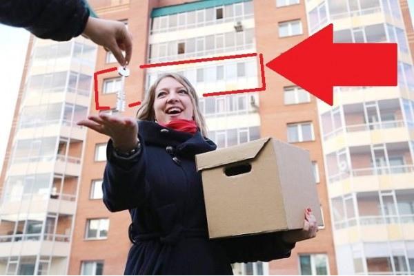 Продать долю в квартире родителям Москва