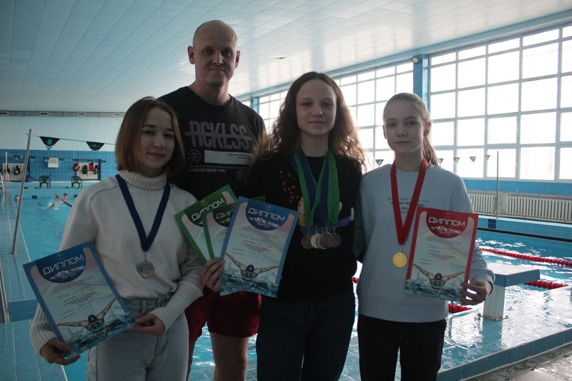 Олимпийские дни молодёжи РБ по плаванию, 16.03.2021г., изображение №2