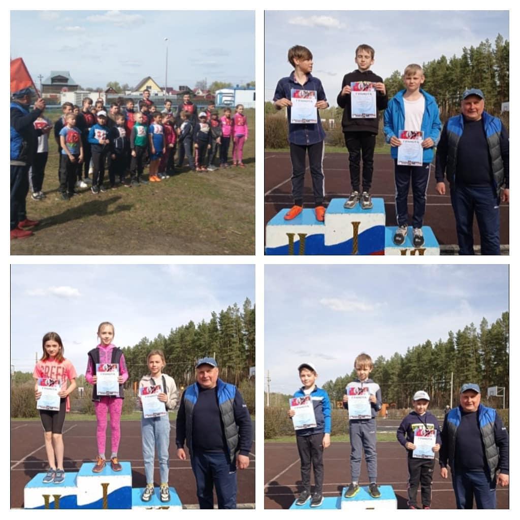 Спортсмены Петровска приняли участие в открытом первенстве детско-юношеской спортивной школы - в легкоатлетическом кроссе
