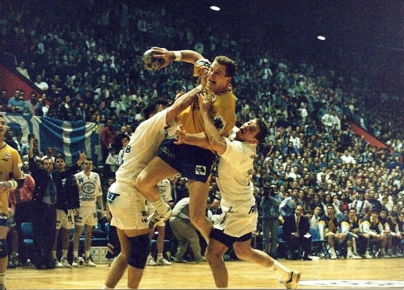 Как это было. Единственное российское золото континента. Где сейчас герои чемпионата Европы-1996?, изображение №5