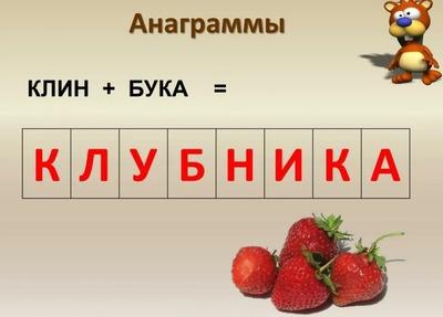 Анаграммы - увлекательные словесные головоломки для школьников
