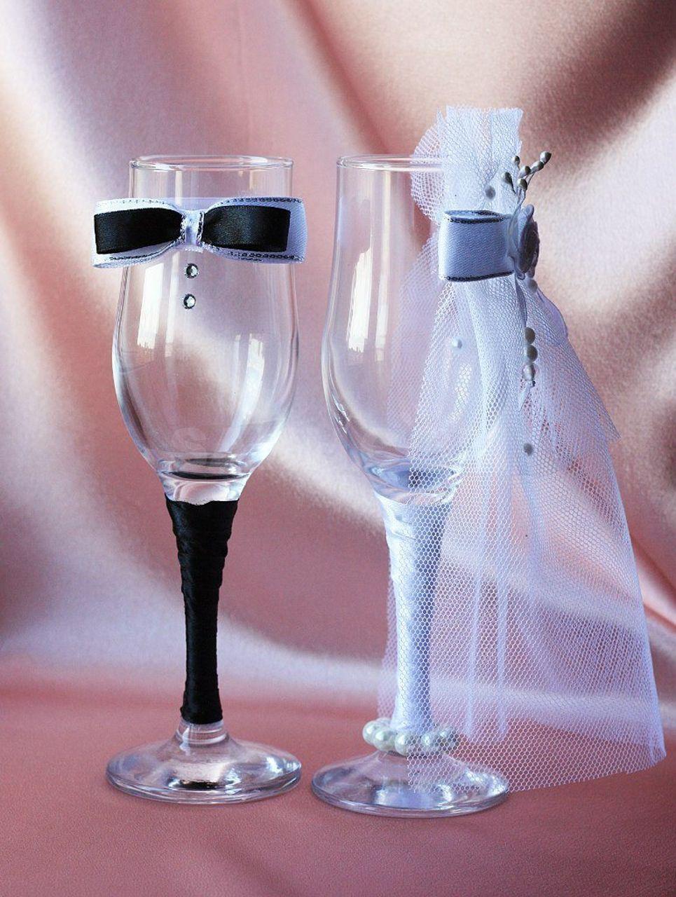 Rcj51lq2HJI - Красивые свадебные фужеры