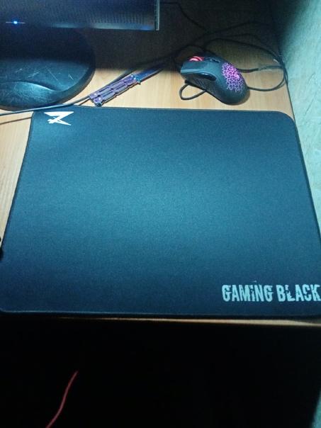 Продам коврик zet gaming BlackНа счёт размера и це...
