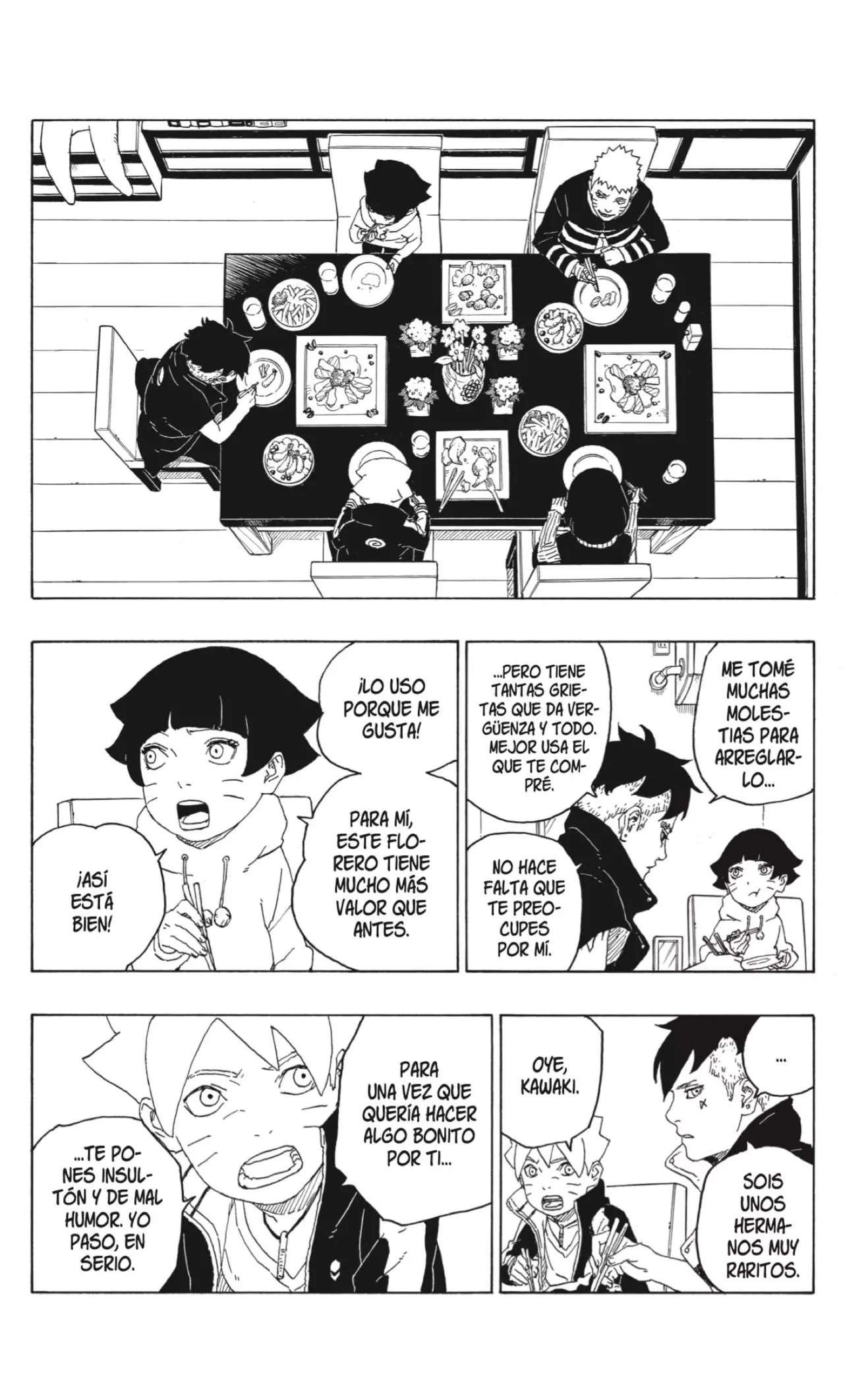 Boruto Manga Capitulo 60, image №30