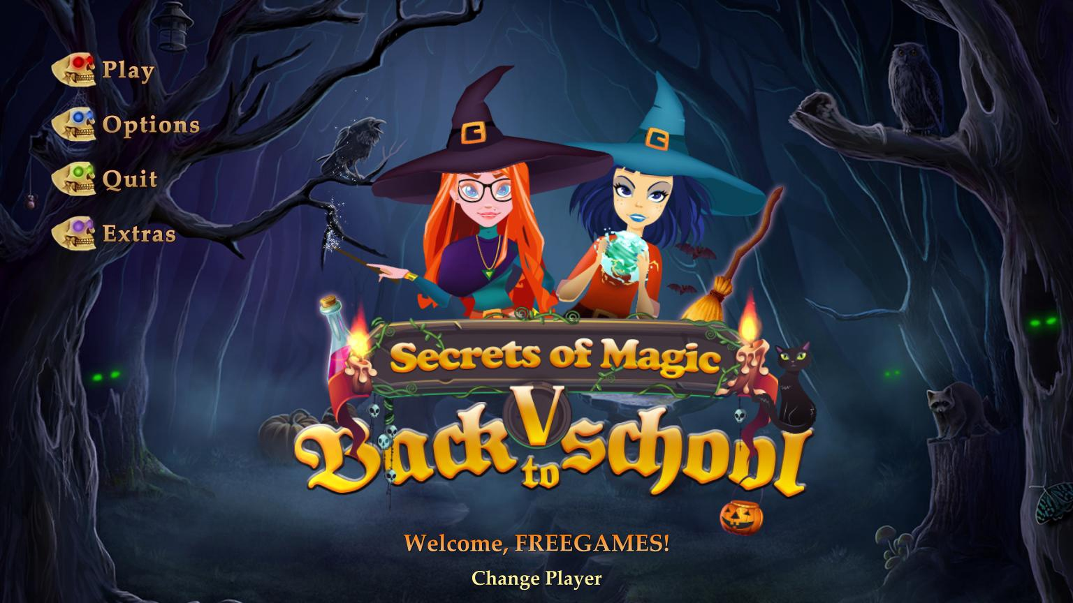 Секреты магии 5: Возвращение в школу | Secrets of Magic 5: Back to School (En)