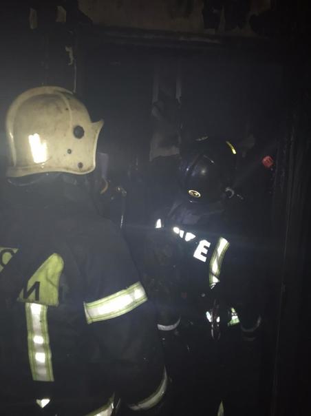 ‼Из-за дымохода случился пожар в АлександровеПо да...