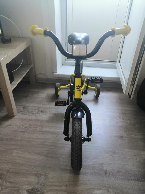 Купить 2 колёсный велосипед со | Объявления Орска и Новотроицка №18093