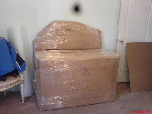 Как правильно упаковать мебель для транспортировки при переезде/Квартиры,офиса и т.п/, изображение №6