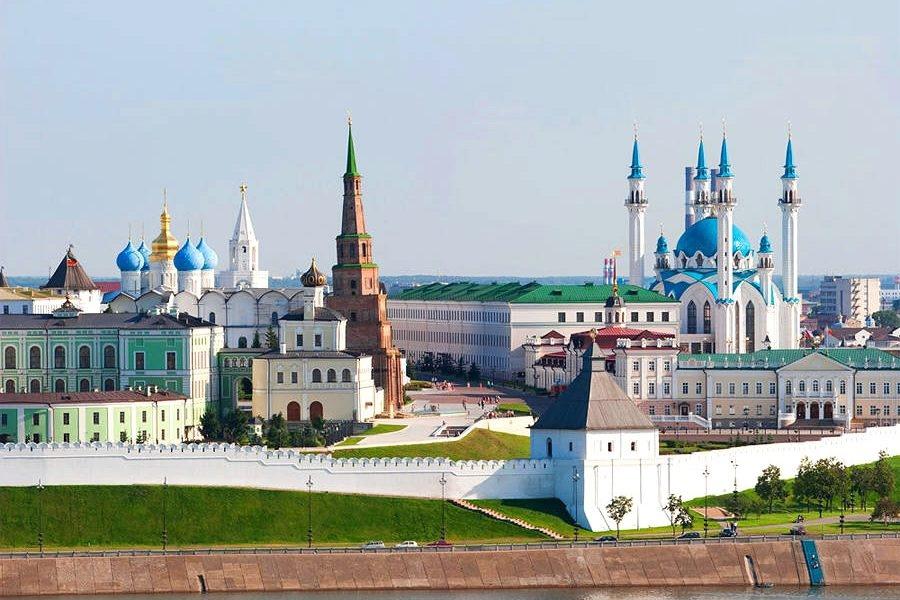 2021-08, Тур в Казань в августе (Раифский монастырь), 3 дня (B)