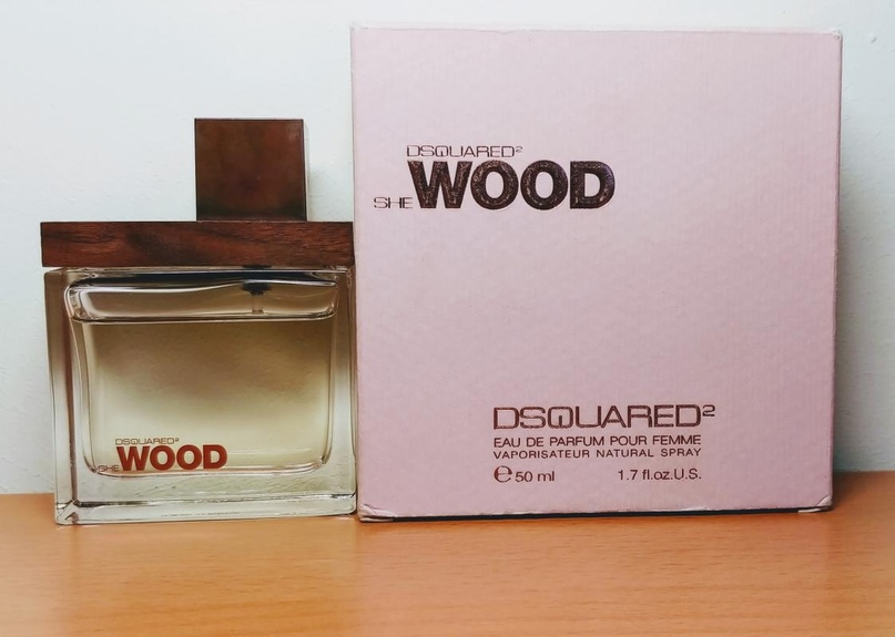 Dsquared2 She Wood (женские) 100 ml. 1650 руб
