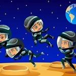 Станем космонавтами!» — сценарий физкультурного праздника для детей 5-7 лет