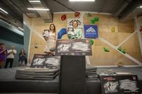 На прошлой неделе при участии МАНАРАГИ открылся новый спортивный центр, изюминкой которого является самый большой скалодром в Екатеринбурге и один из самых крупных боулдеринговых залов в России! В рамках открытия состоялись первые соревнования в