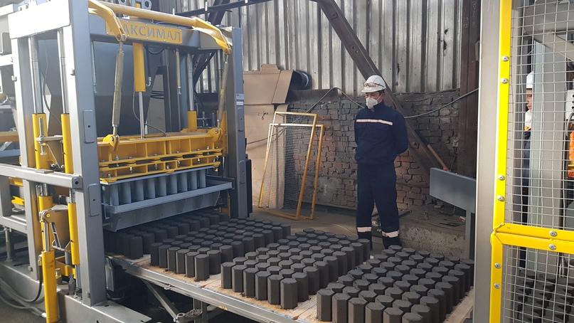 Использование оборудования АЛМ для утилизации отходов металлургической промышленности, изображение №2