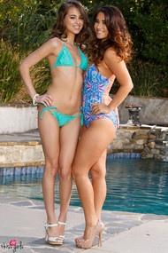 Eva Lovia & Riley Reid