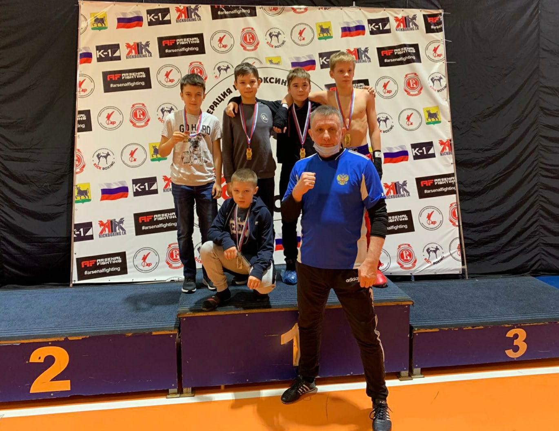 Чемпионат и Первенство Самарской области по кикбоксингу г. Сызрань