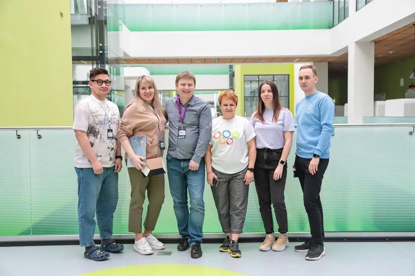 80 школьников и тренеров подготовились к соревнованиям по робототехнике в Университете Иннополис, изображение №17