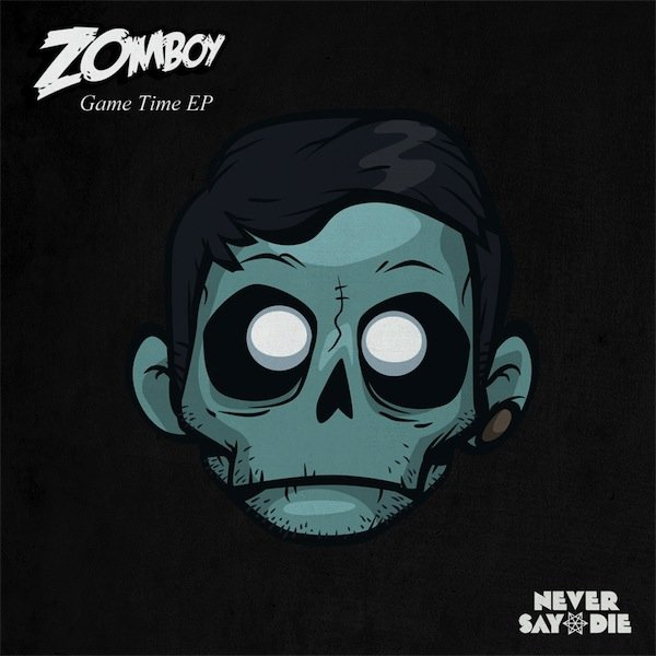Zomboy album Game Time