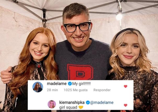 — Роберто публикует фото, комментарии под фото:Мэд...