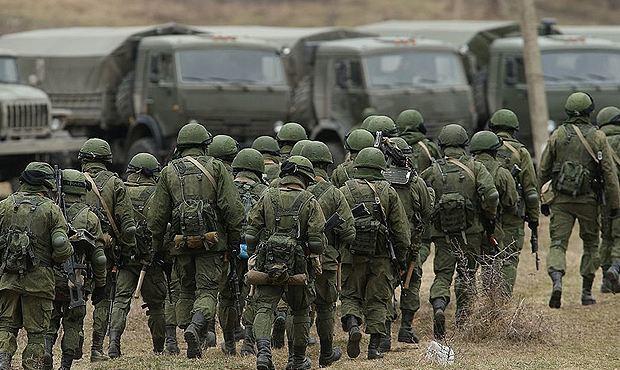 В ЕС заявили о «самом масштабном в истории» скоплении российских войск около Украины