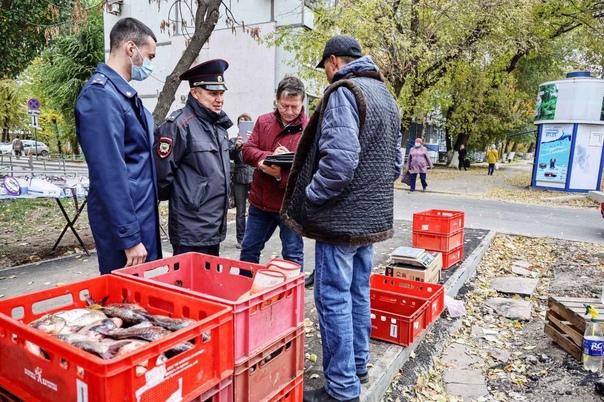 В Самаре на Стара-Загоре ликвидировали стихийный р...